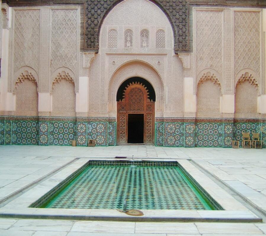 MADRASA BEN YOUSSEF, Marrakech