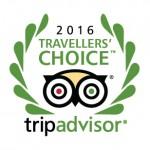 2016 Travellers´choice Tripadvisor. Riad Aguaviva, Marrakech. Image logo
