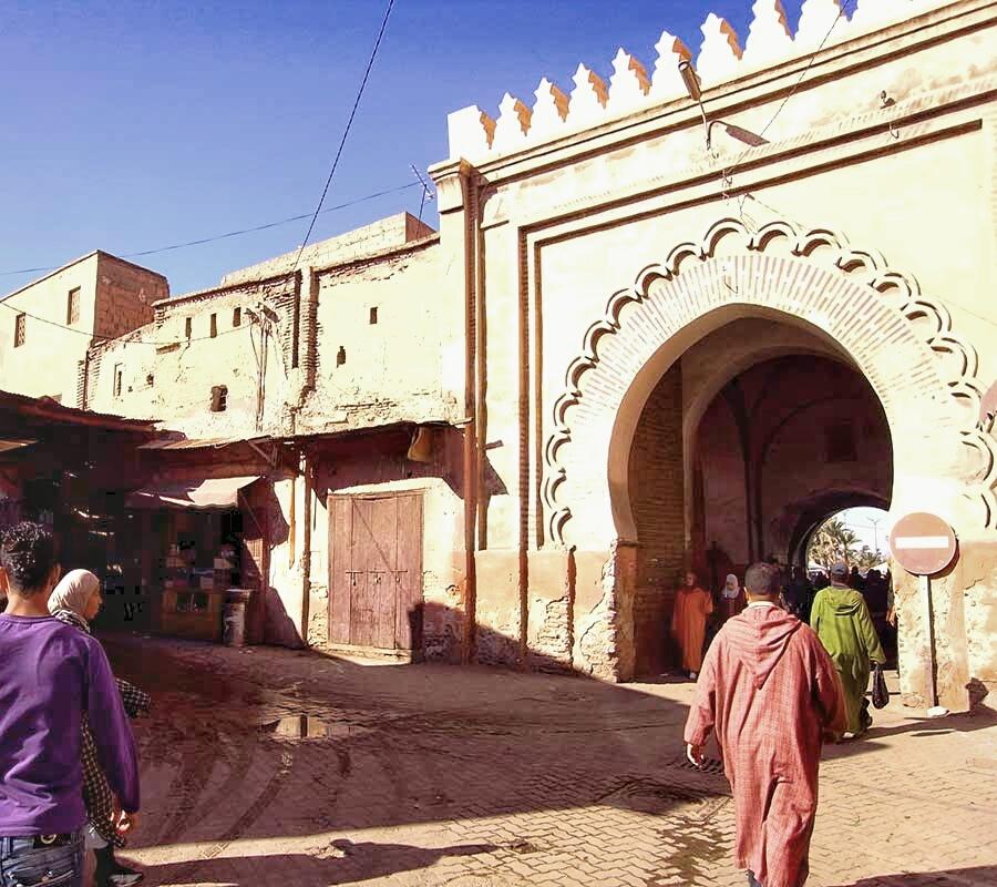 Espa ol riad aguaviva hotel boutique in marrakech for Bab hotel marrakech piscine