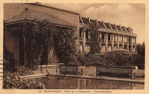 old Mamounia Hotel