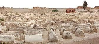 jewish cementery in Marrakech