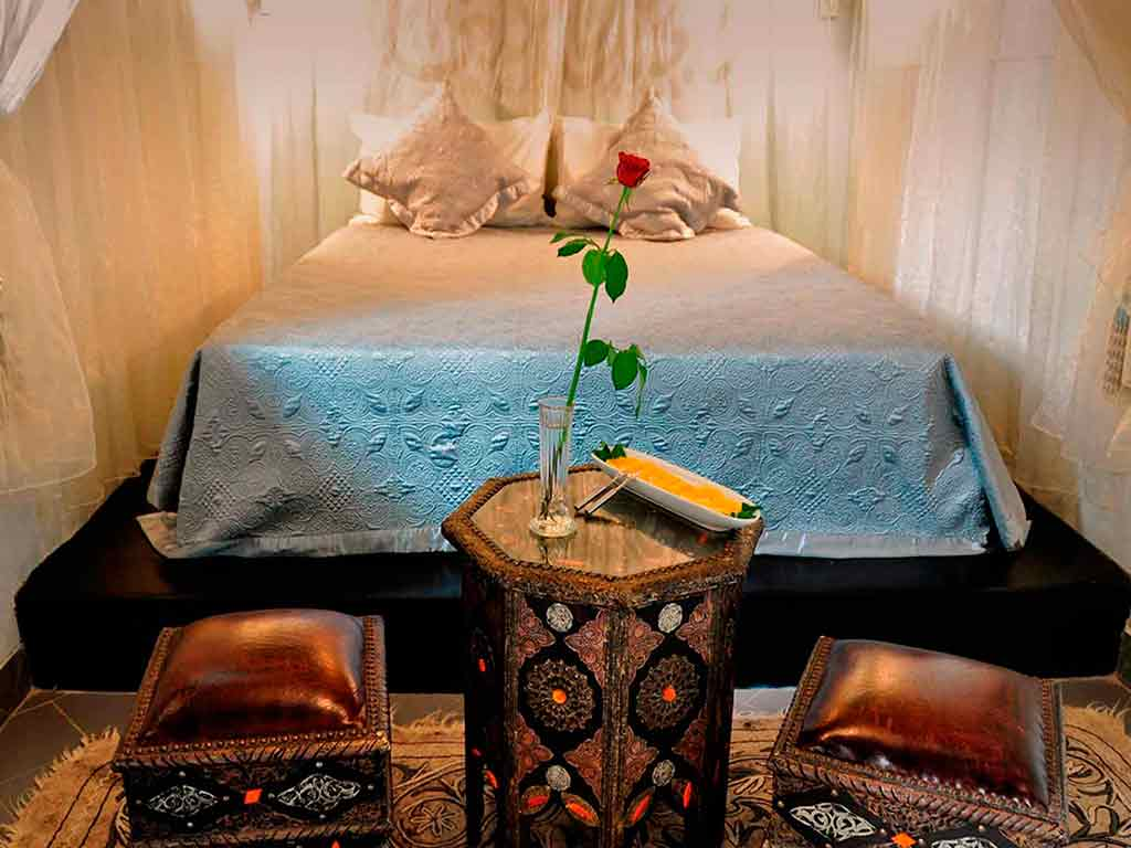 Smara room in Riad Aguaviva