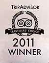 Riad Aguaviva 2011 winner tripadvisor