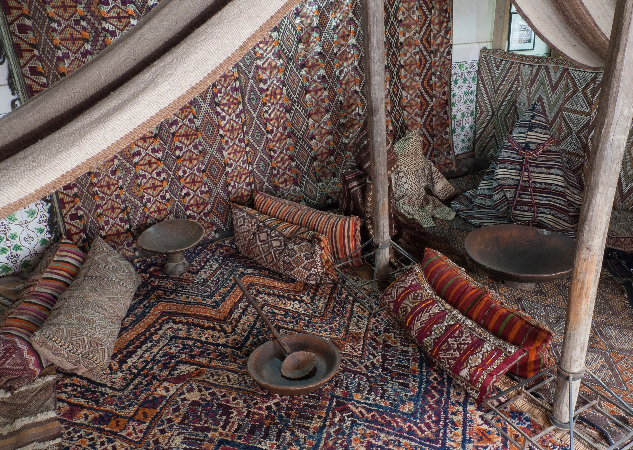 maison tiskiwin is a private museum in marrakech