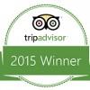 Tripadvisor Winner 2015 Riad Aguaviva. Logo