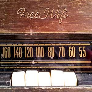 FREE WIFI / SAFE