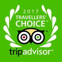 2017 travellers choice tripadvisor Riad Aguaviva