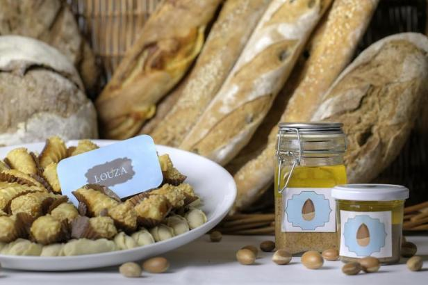 Louza bakery in Marrakech