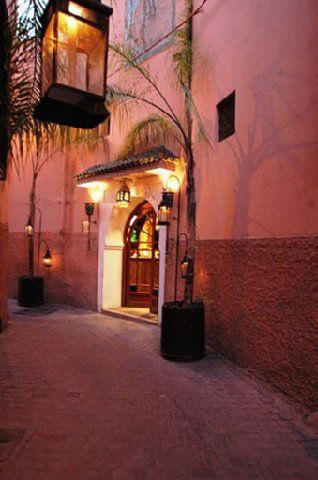 La Maison Arabe. Moroccan and Creative cuisine in Marrakech medina.