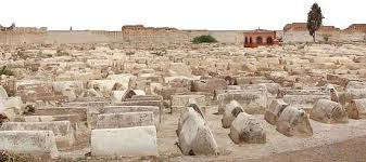 jewish cementery in Marrakech