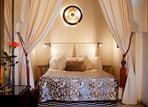 Baraka room in Riad Aguaviva, Marrakech