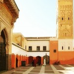 Sidi ben Abbas mausoleum. Marrakech
