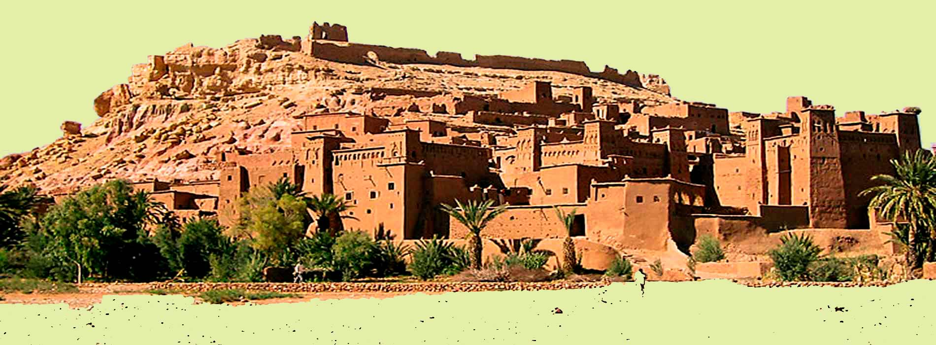 Excursions from Marrakech. Riad Aguaviva
