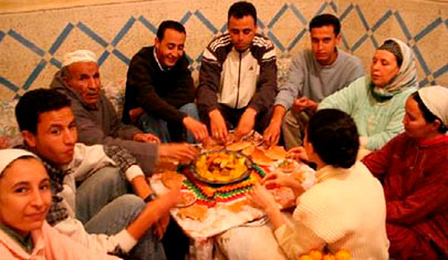 Moroccan family: Did you know about?